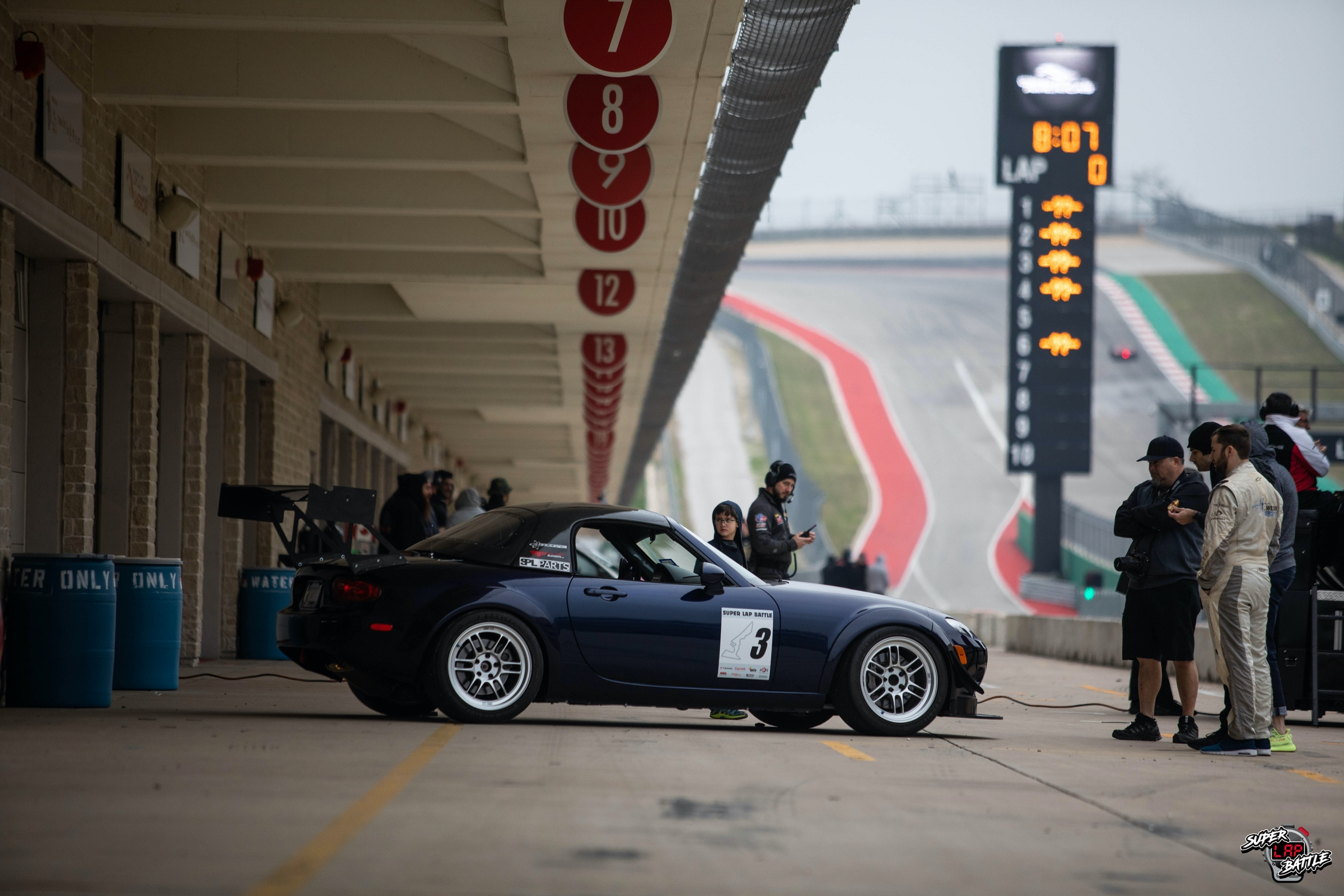 Super Lap Battle COTA 2019 Circuit of The Americas Time Attack